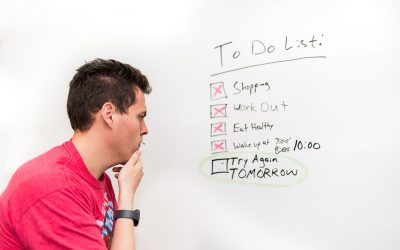 Stuck in a Rut? Five Small Changes to Boost Productivity
